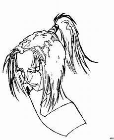 Anime Malvorlagen Comic Anime Samurai Ausmalbild Malvorlage Comics