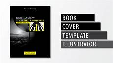 Book Covers Design Templates Illustrator Tutorial Book Cover Template Youtube