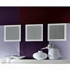 cornici moderne per specchi trittico specchi quadrati con cornice rovere grigio o