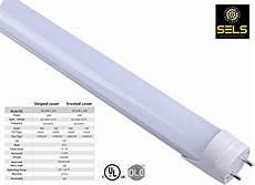 Led Tube Light Watts Sels Led Tube Lights 18 Watts 4 Ft T8 T12 Fluorescent