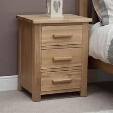 buy homestyle gb opus oak bedside cabinet 3 drawer