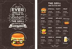 Menus Designs For Restaurants Design A Menu For Your Restaurant With Unlimited Revisions