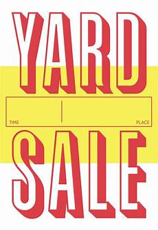 Garage Sale Poster Ideas Church Yard Sale Flyer Free Download On Clipartmag