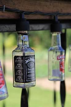 Diy Liquor Bottle Lights Large Kit 25 Caps 50 Lights In 2019 New Porch Amp Patio