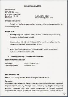 How To Make A Resume For A Job Example How To Make Resume For Job Application