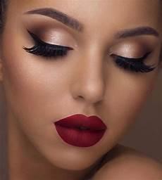 cor da maquiagem dos olhos make cl 225 ssica ideias de maquiagem maquiagem de