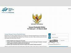 LOGIN sensus.bps.go.id   Cara Isi Sensus Penduduk Online