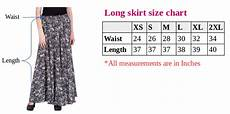 Long Skirt Online In India Buy Black And White Printed