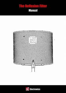 Se Electronics Reflexion Filter Pro Thomann Uk