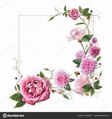 cornice di fiori cornice di fiori per san valentino foto stock 169 artjazz