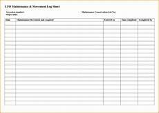 Maintenance Log Sheet Maintenance Log Sheet Charlotte Clergy Coalition
