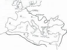 leere karte europa im mittelalter