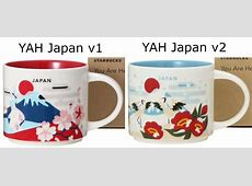You Are Here ? Japan 2 Winter Edition ? Starbucks Mugs
