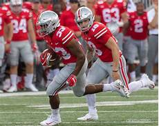 Pats Rb Depth Chart 2018 Ohio State Football 2018 Freshman Report Rb Master Teague