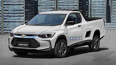 Chevrolet Montana 2020 by Render Montana 2020 Chevrolet Tracker