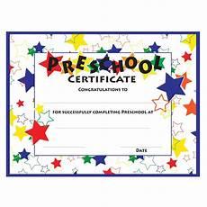 Student Certificates Free 11 Preschool Certificate Templates Pdf Free Amp Premium