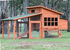 Chicken Shed Designs Australia Chicken Coop Hen House Chook Hutch Cage Large New Style