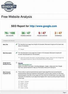 Website Report Templates Website Analysis Report Template Sampletemplatess