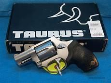 Taurus Model 327 Revolver 327 Federal Magnum For Sale