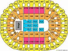 Concert Seating Chart Quicken Loans Arena Quicken Loans Arena Concert Seating