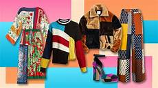 2019 s patchwork trend means clothing goes maximal
