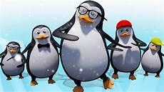 Baby Cartoons Free Five Little Penguins Baby Songs Five Little Babies