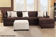 brown fabric sectional sofa a sofa furniture