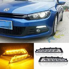 Volkswagen Scirocco Lights Led Daytime Running Light For Vw Scirocco Drl 2008 2009