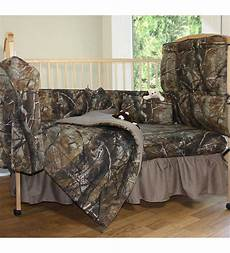 realtree ap camo crib bedding set raise em in the woods