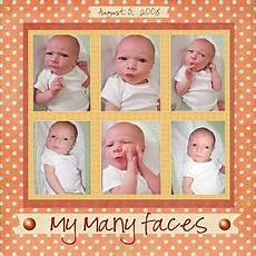 Cute Baby Albums 226 Best Images About Scrapbook Layouts Pregnancy Newborn