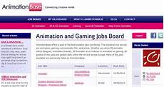 Job Posting Websites How To Find A Job In The Animation Industry Tips For