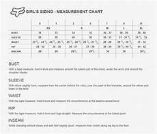 Fox Jeans Size Chart Fox Racing Womens Juniors Ambition Track Jacket Coat Dark