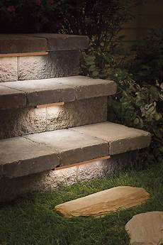 Stone Outdoor Lighting Create Outdoor Ambiance With Deck Lighting Ideas