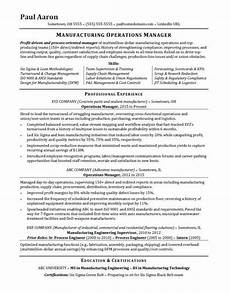 National Operations Manager Resume Operations Manager Resume Sample Monster Com