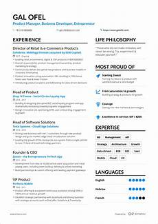 One Page Resumes 3 Powerful One Page Resume Examples You Can Use Now