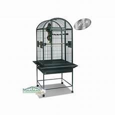 gabbie per canarini con piedistallo finca dome antracite gabbia per pappagallo in powder