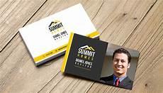 Pdf Business Card 10 Free Real Estate Business Card Templates Psd Pdf