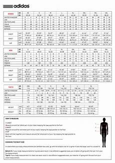Adidas Crew Socks Size Chart Adidas Sizing
