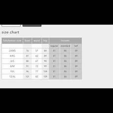 Lululemon Size Chart 6 Lululemon Athletica Pants Lululemon Size Chart Poshmark