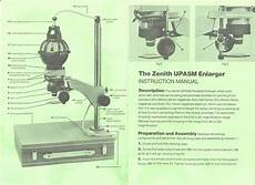 Zenith Upa5m Instructions