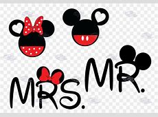 Mickey Mouse Minnie Mouse Mrs. T shirt Mr.   mickey minnie