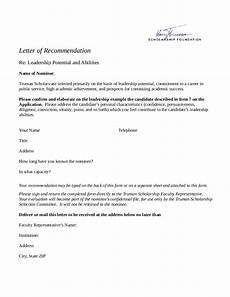 Recommendation Letter Sample 2020 Letter Of Recommendation Sample Fillable Printable
