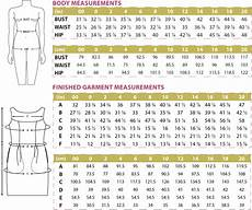 Body Size Chart Marbella Dress Digital Sewing Pattern Pdf Itch To Stitch