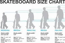 Skateboard Length And Width Chart What Size Skateboard Should I Get Longboardbrand Com