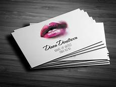 Artist Business Card Make Up Artist Business Card Design Creatica Studio
