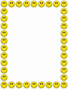 Emoji Malvorlagen Word A Smiley Page Border Free Downloads At Http