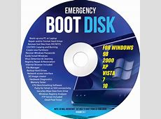 Ralix Windows Emergency Boot Disk   For Windows 98, 2000