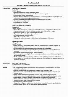 Hostess Job Description Resumes 20 Hostess Job Description Resume Job Description