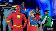 Six Flags Characters 4k Justice League Characters Meet Amp Greet Six Flags