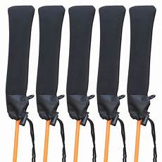 rod protector sleeve 5 neoprene fishing rod tip cover top cover tip protector